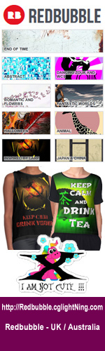 cglightNingART - T-Shirts, Tops,Duvet Covers, and many more on Redbubble