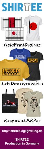 cglightNingART - T-Shirts on Shirtee